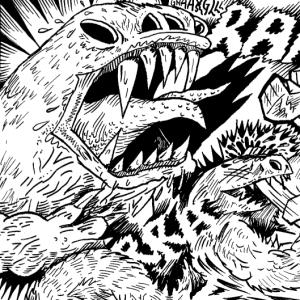 Comic   Der Asteroid II