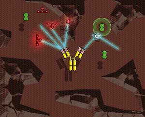 Illustration | Antibody game