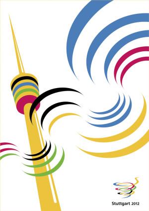 Poster design | Olympic Games 2012 Stuttgart Candidation