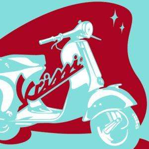 Illustration | Scooter