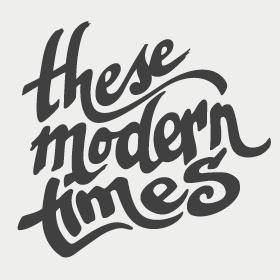 Logotype | these modern times