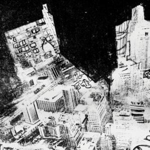 Lithography | New York Photocopy 1998